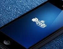 alGoos Mobile Web Concept
