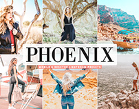 Free Phoenix Mobile & Desktop Lightroom Presets