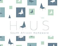 Haus - CI design