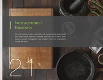 Agricultural CSR Template Design