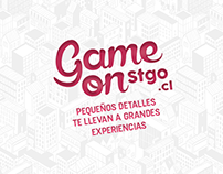 Game On Stgo - Geocaching