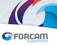 FORCAM International Brand Relaunch