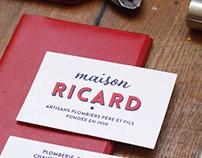 MAISON RICARD