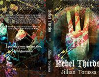 Rebel Thirds Book Cover Design 1