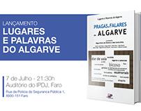 Co-author of the book Pragas e Falares do Algarve(2017)