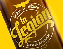 Cerveza La Legión / La Legión Beer