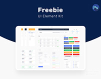 Freebie UI Elements Kit