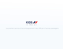 Kids In The Air - Service et design produit