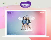 Huggies Jeans promo site