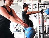 Lifting weights a few times a week