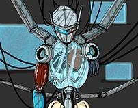 Reverse Cyborg Series
