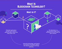 Infographic: Pros and cons of the Blockchain Technology