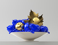 Learn cycles render with fruit
