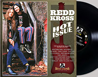 """Hot Issue"" by Redd Kross 12"" Album Cover"