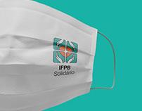 IFPB Solidário - Brand Design