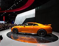 Nissan NY Auto Show 2016