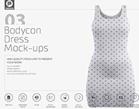 Bodycon Dress Mock-up