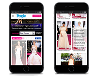 PEOPLE Best Dressed App for Mobile