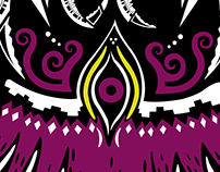 Logo + gráfica conceptual banda NGEN