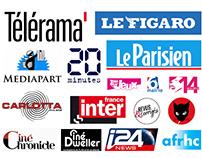 Revue de Presse - Livre sur les Cinémas Rytmann