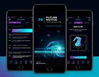 FutureMotive 2018 - Mobile app (AR, VR, 3D)