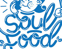 T-shirt Design - Soul Food