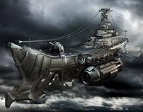 Flying Destroyer