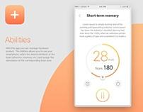 Abilities iOS App