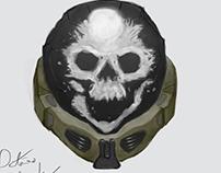 Emile halo helmet