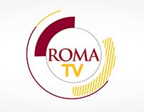 ROMA TV / REBRAND