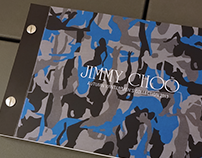 Jimmy Choo - AW13 Men's collection book