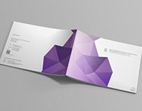 Brochure Design : MA College of Engineering, India