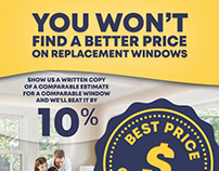 Budget Windows Promotional Material