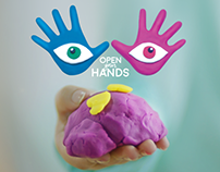 Open your hands - Play-Doh