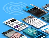 Touch Surgery: UI+UX Design