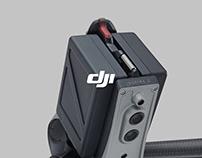 DJI Inspire2 - Interaction