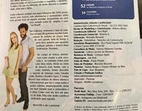 Revista Becker Calçados - Produção