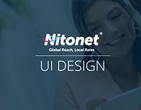 Nitonet UI Design