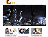 Website Template - Brainsis.com