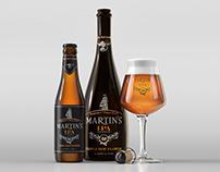 John Martin's Beer