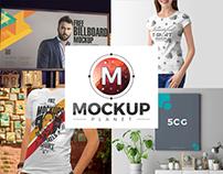 10 Free PSD Mockups 2018 By Mockup Planet V1