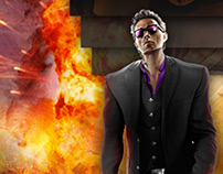 "THQ: ""Saints Row 3"" Site Concepts"