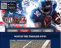 NFL Pro - Facebook & Mobile tab