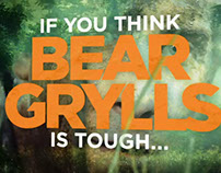 Bear Grylls - Ghostflight Transvision
