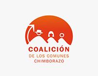LOGO- Coalición de los comunes, Chimborazo / CCC