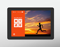 CEZ - Brand Campaign, services campaign and mobile app
