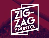 ZIG-ZAG Y PUNTO | Branding