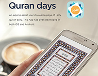 Quran Days - iOS & Android