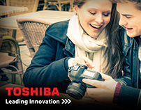 SOCIAL MEDIA: Toshiba Valentines Day