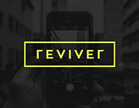 Reviver - Animation, color study & marketing materials